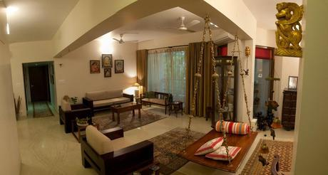 Traditional Indian Homes with a Swing