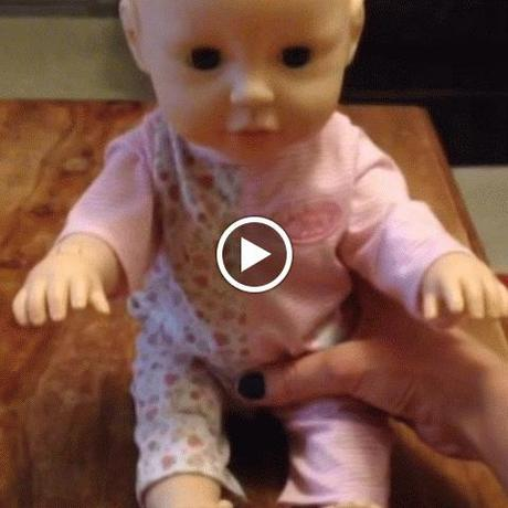 Baby Annabell Learns to Walk Doll - Paperblog