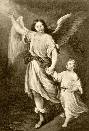 Your Guardian Angel's Day