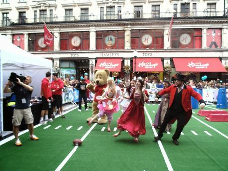 In the News - NFL in Regent Street, Cecil Martin, and more!