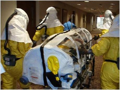 How many hospital beds are there in the US prepared to handle Ebola? The answer may astound you