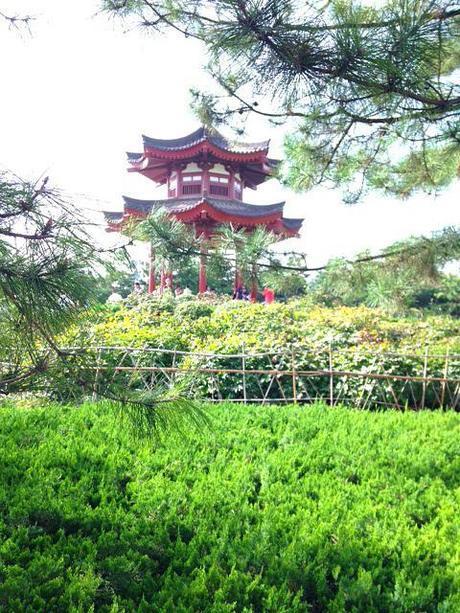 Xi'an China Architecture