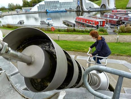The Falkirk Wheel: Who knew it was so much fun?