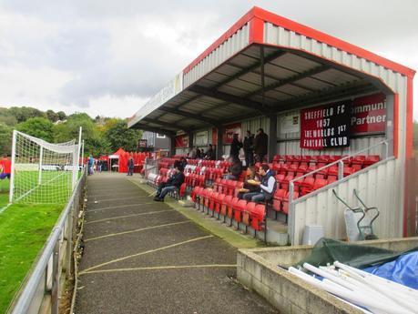 My Matchday - 418 Coach & Horses Ground