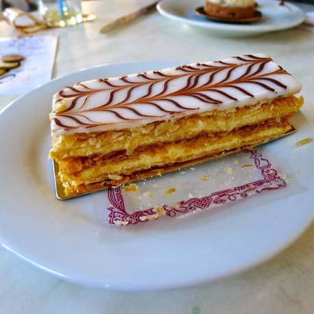 5 reasons why le Millefeuille is the star of French pastries