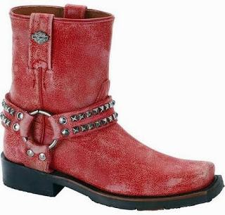 Shoe of the Day | Harley-Davidson Footwear Katerina Boot
