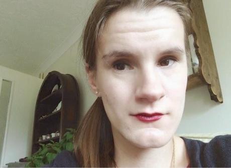 Rimmel x Kate Moss #107 Lipstick   Review