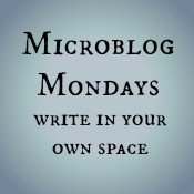 Live With Intention #MicroblogMondays