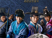 KDRAMA Three Musketeers (Season