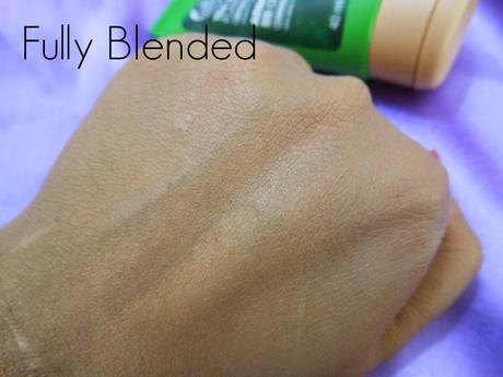 The Body Shop Tea Tree Flawless BB Cream 02 : Review, Swatch, FOTD
