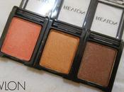 Revlon Colorstay Shadow Links Melon, Copper, Java Review, Swatches, EOTD