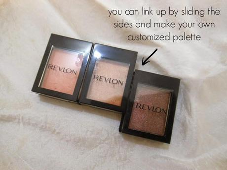 Revlon Colorstay Shadow Links Eye Shadow Melon, Copper, Java : Review, Swatches, EOTD