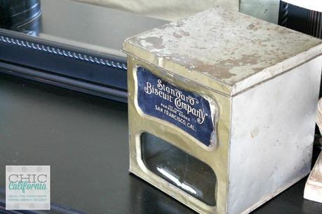 Standard Biscuit Co Container
