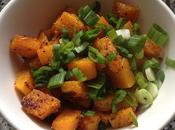 Snack Side: Zesty Caramelized Butternut Squash
