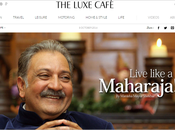 Website Luxe Cafe