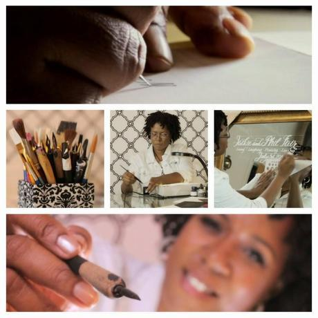 CT-Designs Calligraphy & Wedding Stationery Video Shoot