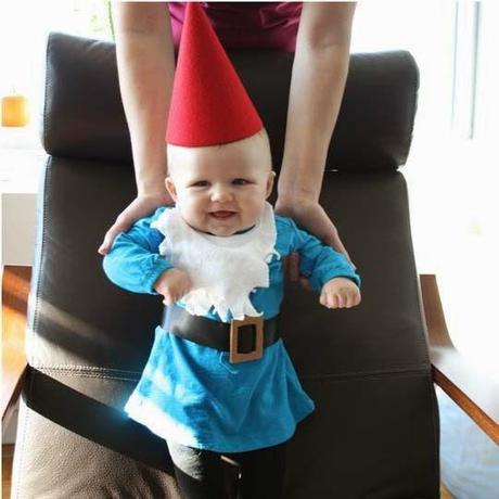 baby gnome - Simple Toddler Halloween Costumes