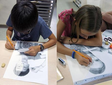 Pencil Vs Camera Techniques Taught in Different Schools