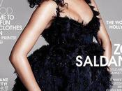 Editorial: Elle Magazine's 2014 Women Hollywood Issue: Feat. Saldana, Jennifer Garner, Tina More!