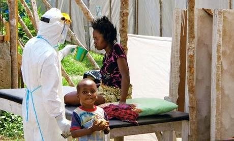 Christian missionary doctors fighting Ebola irritate Brian Palmer and other liberals
