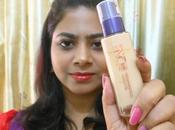 Oriflame Illuskin Foundation Review, Swatches, FOTD