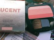L'Oreal Paris Lucent Magique Blush Light Glow Palette Blushing Kiss Review FOTD