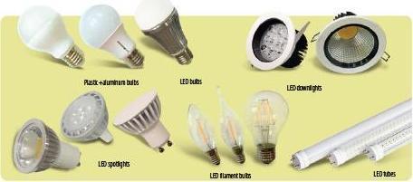 LED lighting products procurement