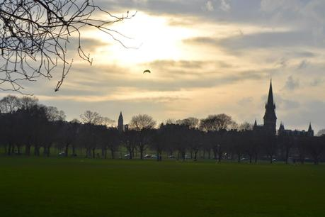 Edinburgh: Home for the Moment