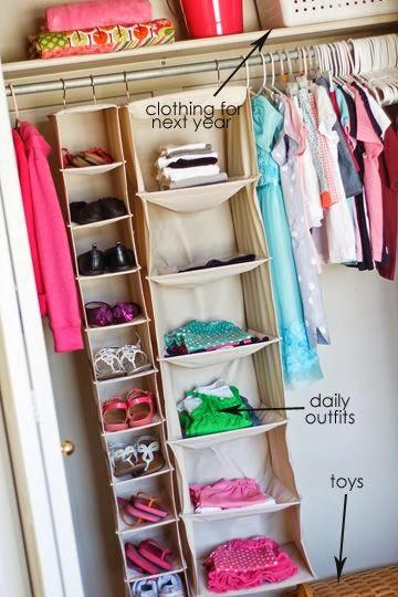 5 Closet Organization Ideas For The Babys Nursery