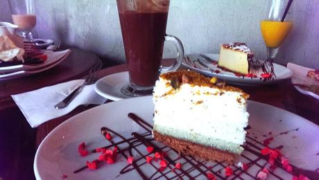 Lifestyle Girly Date At The Chocolate Cafe Canterbury