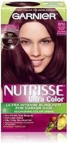 Fall 2014: Dark Intense Burgundy Hair