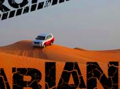 Off-Roading Arabian Desert (VIDEO)
