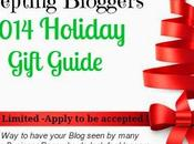 Bloggers 2014 Holiday Gift Guide Sign