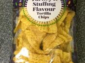 Today's Review: Tesco Turkey Stuffing Tortilla Chips