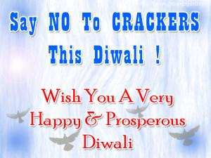 Paragraph on Diwali Without Crackers (Eco-Friendly Diwali)