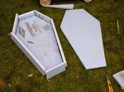 Halloween Haunt 2014 Build Coffin Prop