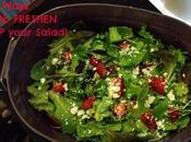 Ways FRESHEN Your Salad!