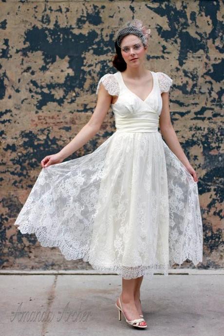 Beautiful Handmade Wedding Dresses - Paperblog