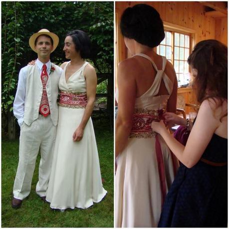 Beautiful Handmade Wedding Dresses