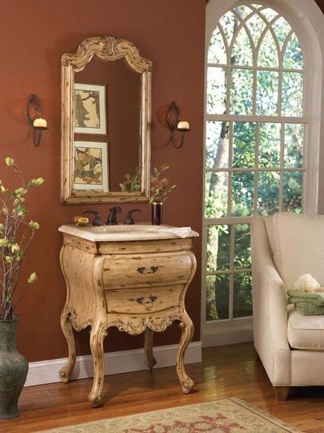 Avalon French Style Vanity