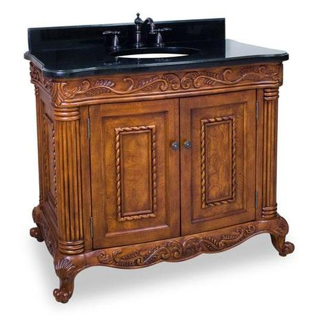 Model Bathroom Vanity  Our French Country Home  Pinterest