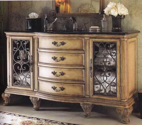 Elegant The French Provincial Bathroom Vanities That Youve Been Looking For
