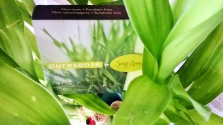 Puresense By Soap Opera Lemon Grass Soap Review
