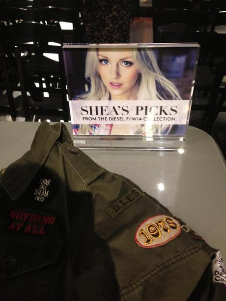 The Coveteur, Diesel, & Peace Love Shea Event