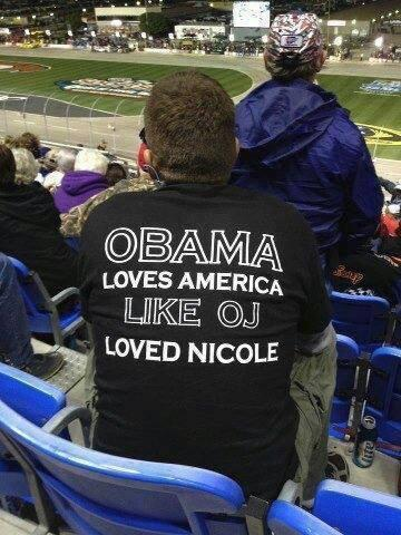 AntiObama t-shirt