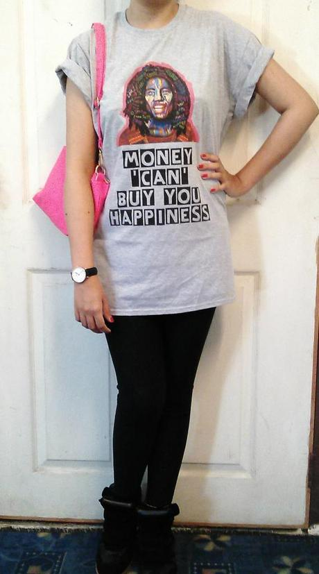 OOTD: Money 'CAN' Buy You Happiness