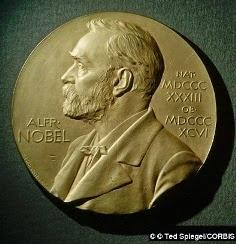 not aware of Nobel Laureate !! .... Schmidt's gold and Naomi's malaria