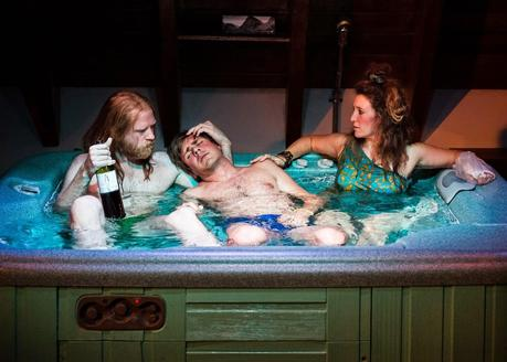 This Play Has A Hot Tub And Takes You Back In Time
