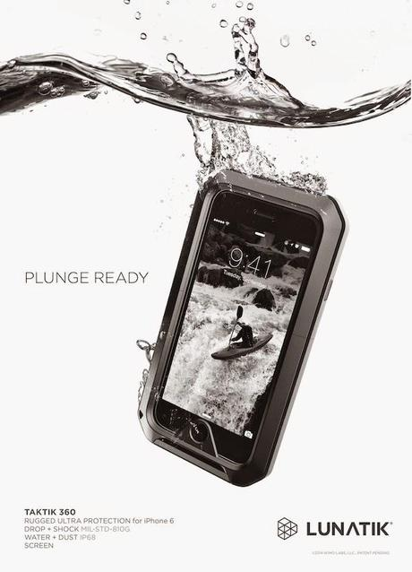 Adventure Tech: New Rugged, Waterproof Cases for iPhone 6