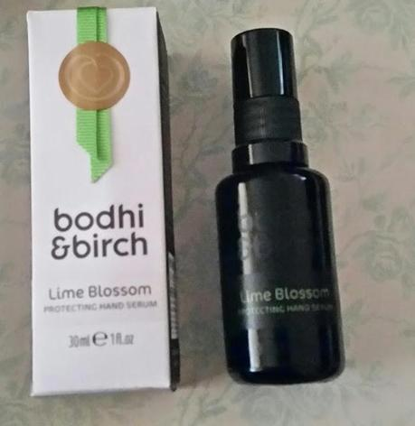 Bodhi Lime Blossom Protecting Hand Serum